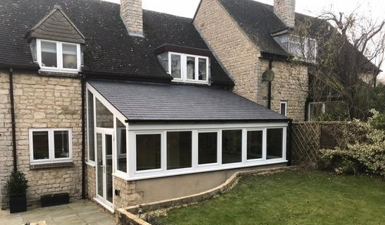 Nu-Look Conservatory Roof Solutions