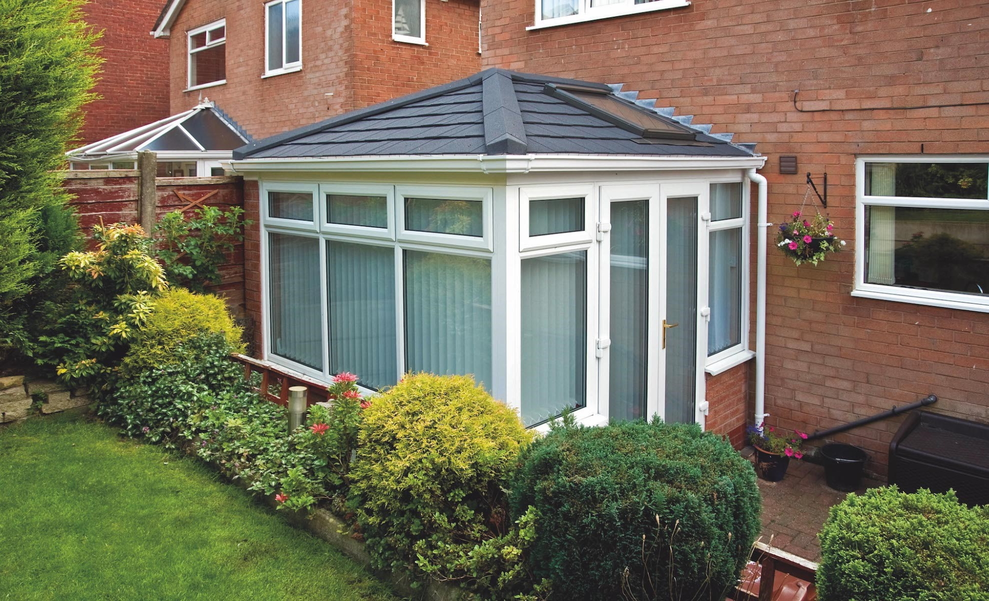 Tiled Conservatory Roof A